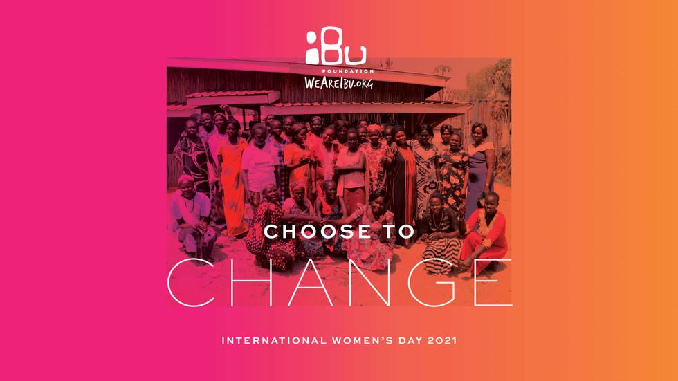 2021 International Women's Day Campaign Creative