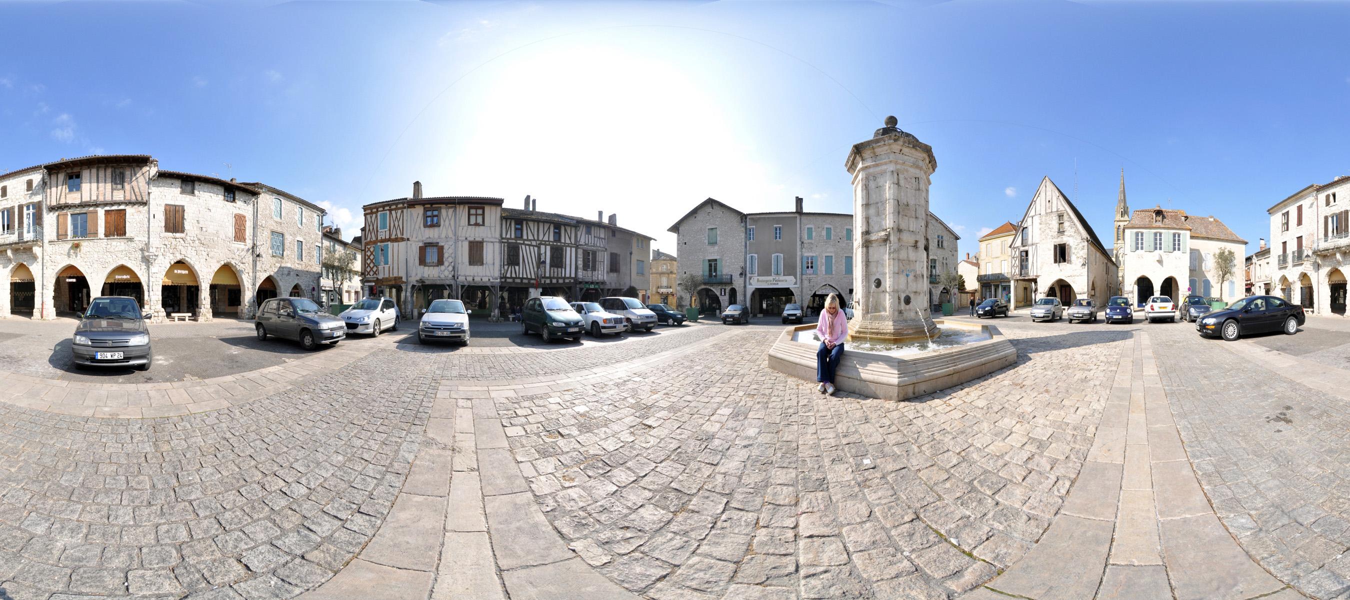 Eymet centre