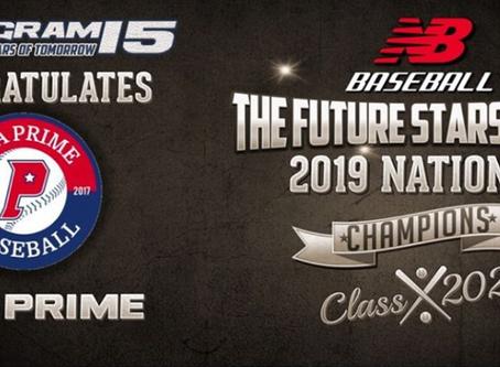 USA PRIME GOWINS Takes Home 2022 Future Stars Series Title