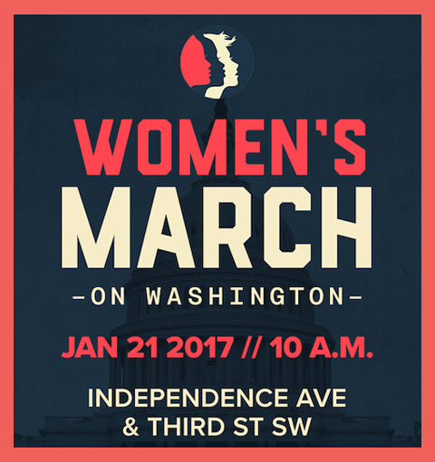 Resisting the TRUMP Agenda - Women's March on Washington:  Basic Safety Instructions for Activis