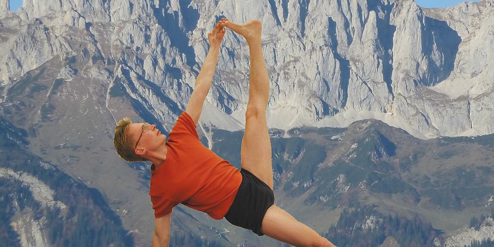 Yoga-intensiv in den Bergen