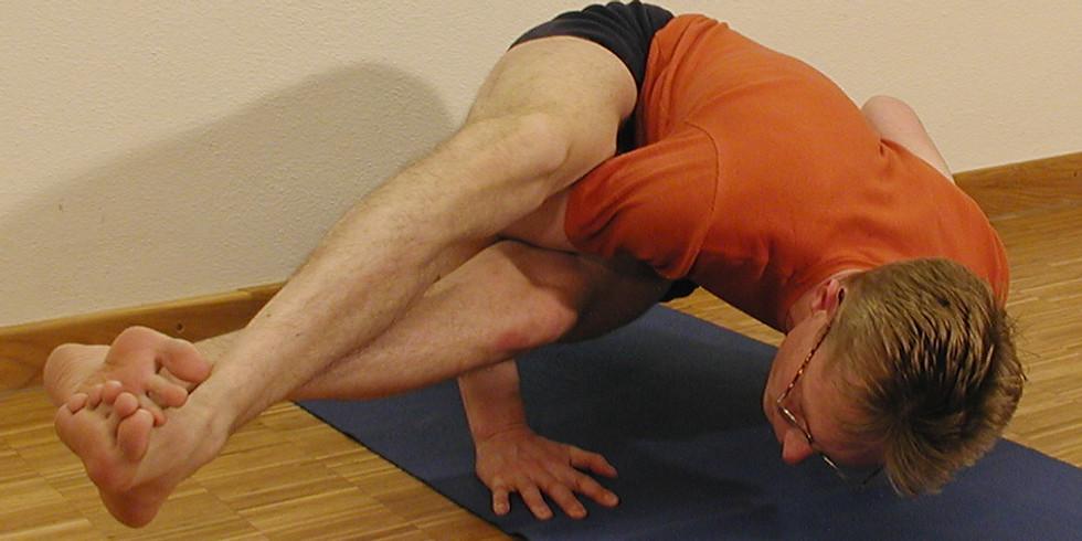 Yoga-Kurs am Montag 18:15-19:45