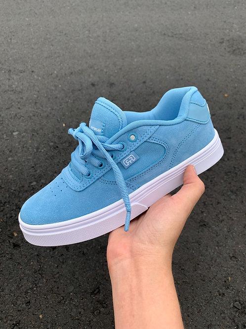 Tênis Flat Lite Ciel azul, Hocks 964