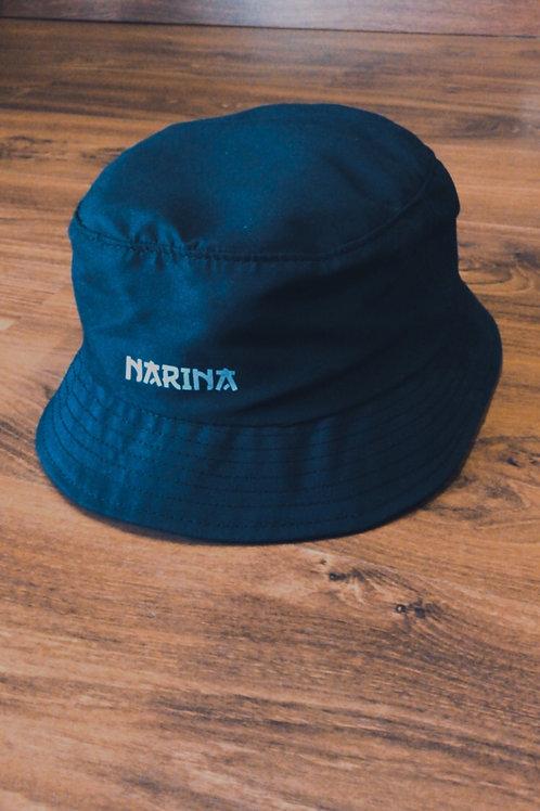 Bucket Refletiva Preta Narina 282
