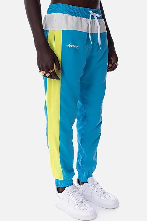 Calça Azul/Neon, Approve460