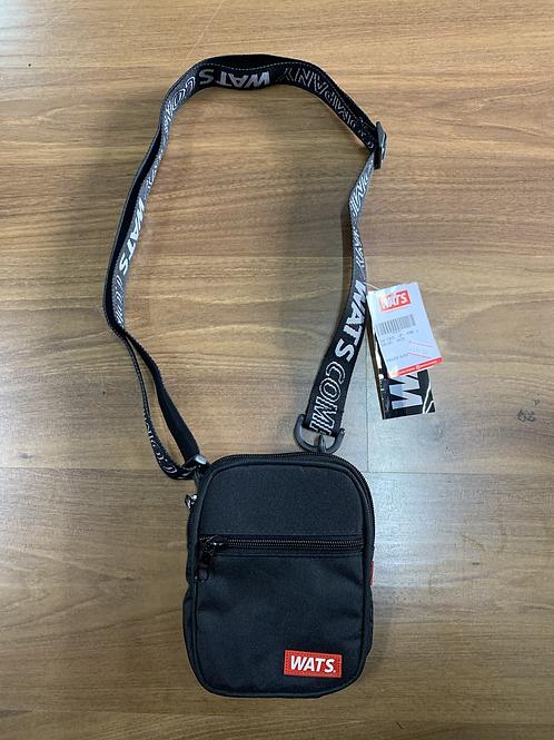Shoulder Bag Preta Pequena, Wats 1118