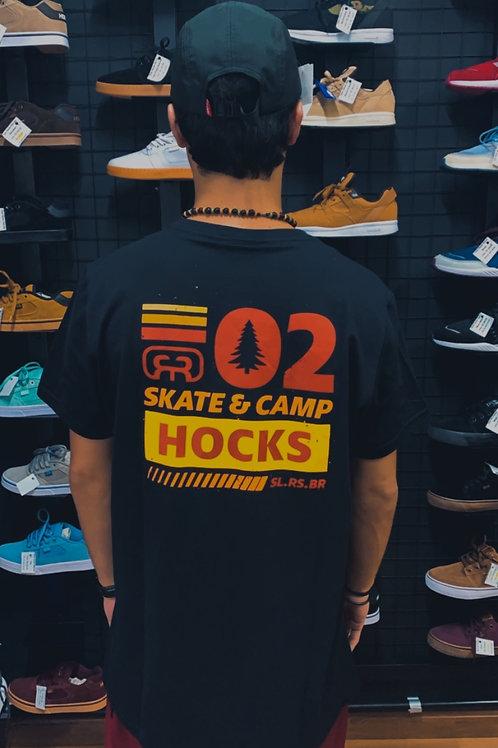 Camiseta Hocks Skate E Camp 127