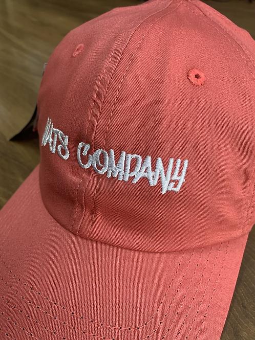 Boné Dad Hat Salmão Company,  Wats 1151