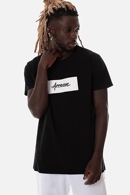 Camiseta Preta basica, Approve 736