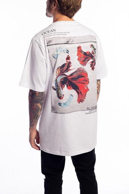 Camiseta Long Ocean 102