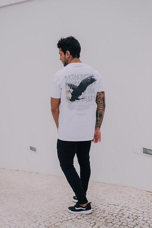 Camiseta Long White Aguia 103