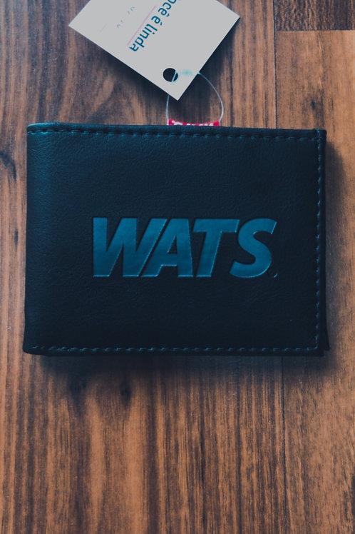 Carteira Wats Couro E