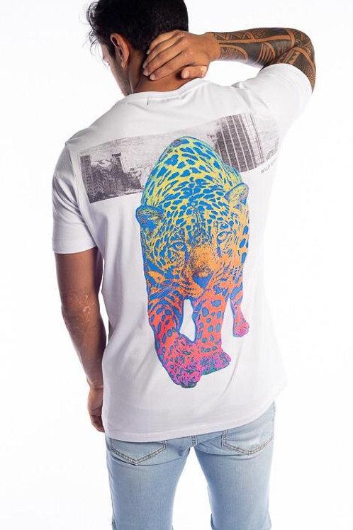 Camiseta Long Tigre Collors 101