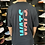 Thumbnail: Camiseta Preta Logo Verde/Rosa, Wats 1229
