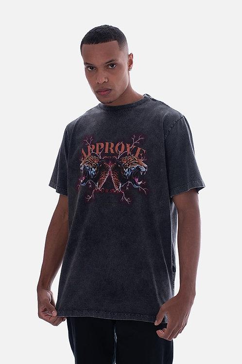 Camiseta Cinza Tigres, Approve 1386