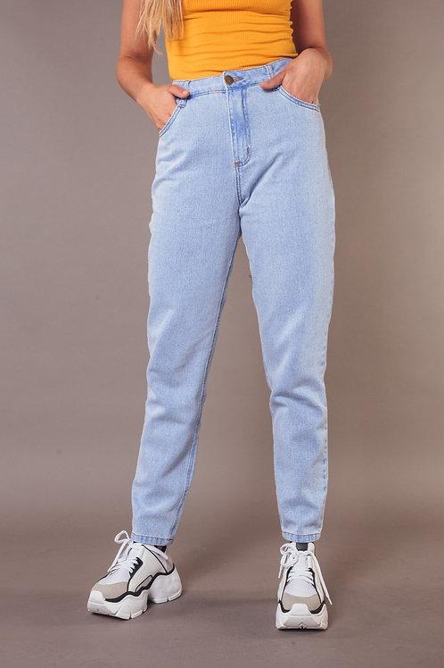 Calça Jeans Mom Básica Clara 1679