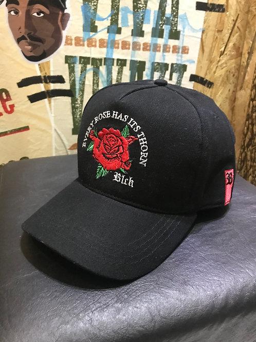 Boné Blck Every Rose 514