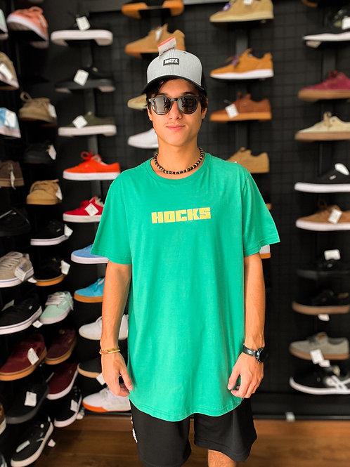Camiseta Verde Hocks 3
