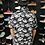 Thumbnail: Camisa Folhas Preta 561