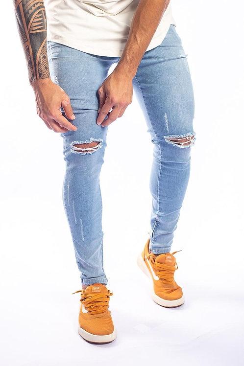 Calça Jeans Clara Destoyed 547