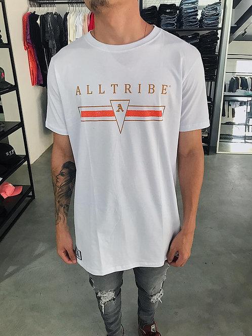 Camiseta Long All Tribe Gucci Branca 245