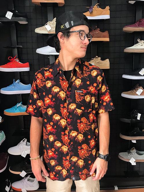 Camisa Floral Fire 562