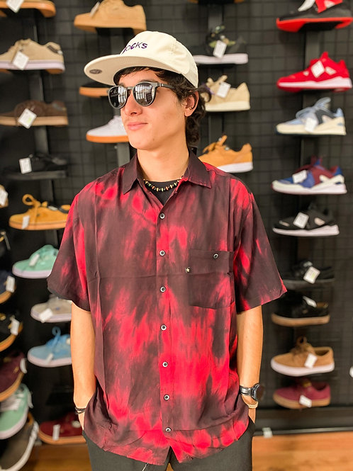Camisa Tie Dye Vermelha 576