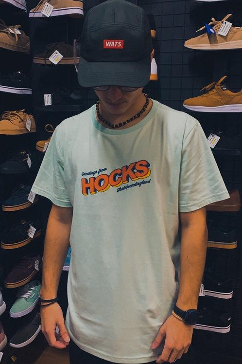 Camiseta Hocks Menta 126
