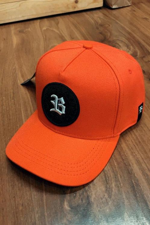 Boné laranja Blck 453