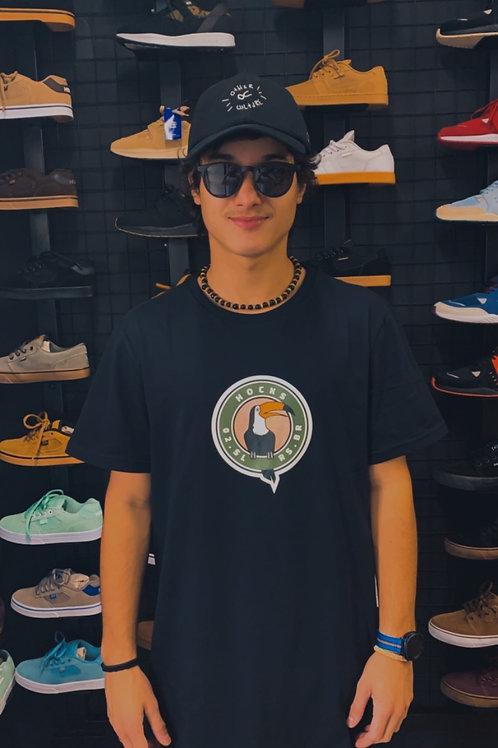 Camiseta Hocks Tucano Preta 139