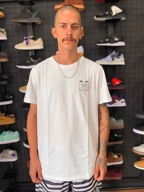Camiseta Hocks Básica Off White 155