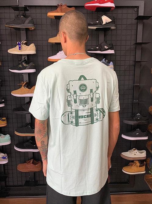 Camiseta Hocks Mochila Menta 161
