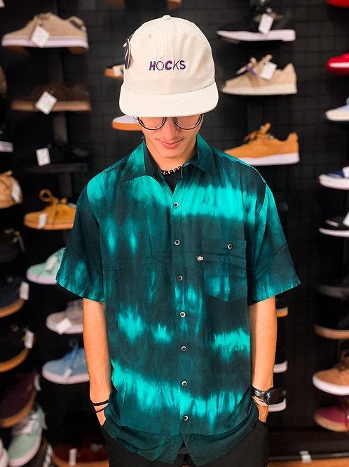 Camisa Tie Dye Verde Agua 577
