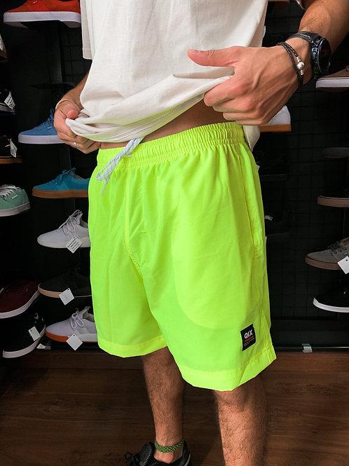 Bermuda Qix Tactel Verde Neon 362