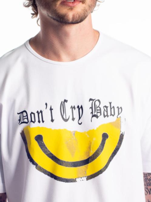 Camiseta smile Branca, Alltribe 1295