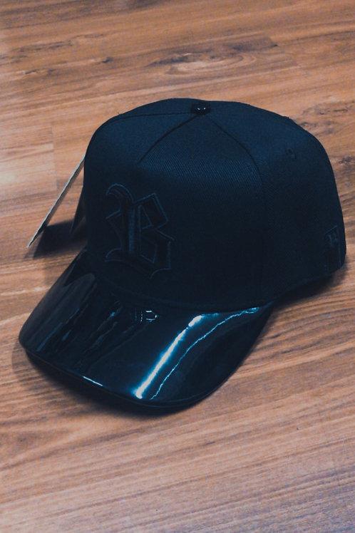 Boné Black Aba Couro 465