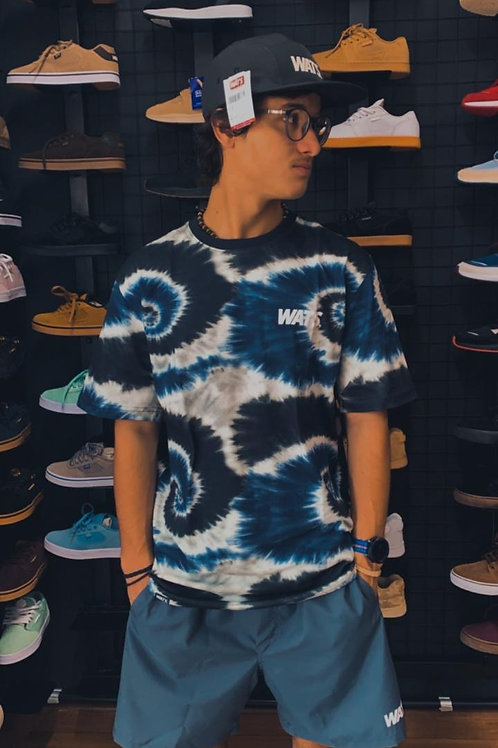 Camiseta Tie Dye Wats 136