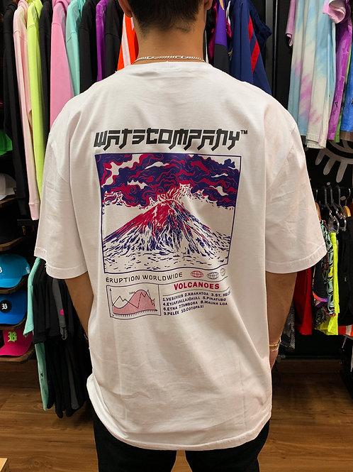 Camiseta  Vulcan Branca, Wats 787
