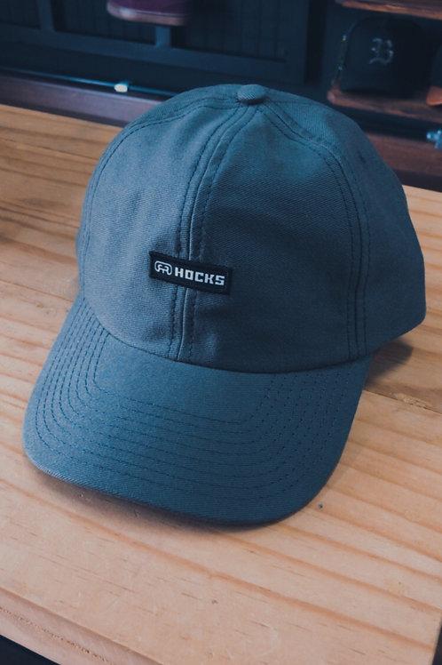 Boné Cinza Escuro Dad Hat Hocks 470