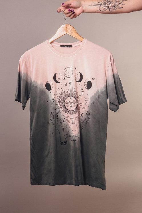 T-shirt Boyfriend Tie Dye GOOD ENERGY, Viva Vivazz 918