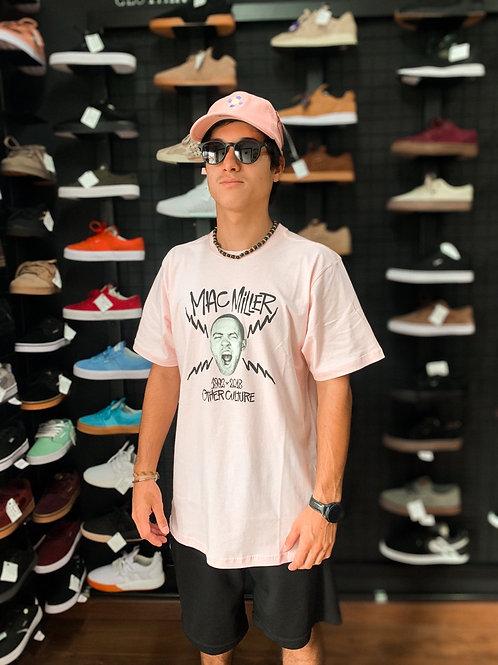 Camiseta Mac Miller Rosa 22