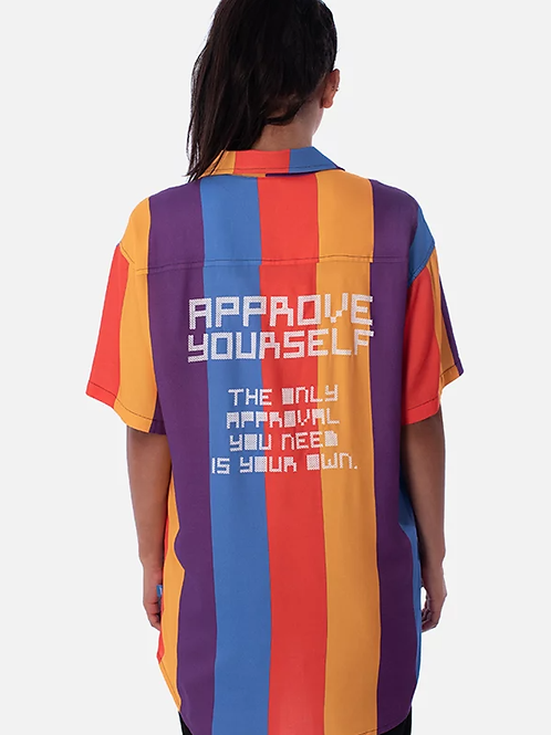 Camisa Listrada, Approve