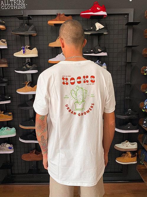 Camiseta Hocks Cactos Off White 160