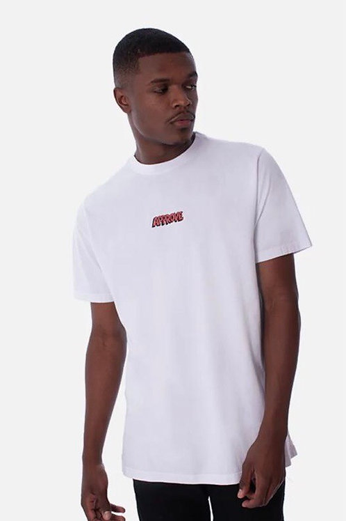 Camiseta Approve White Carton 87