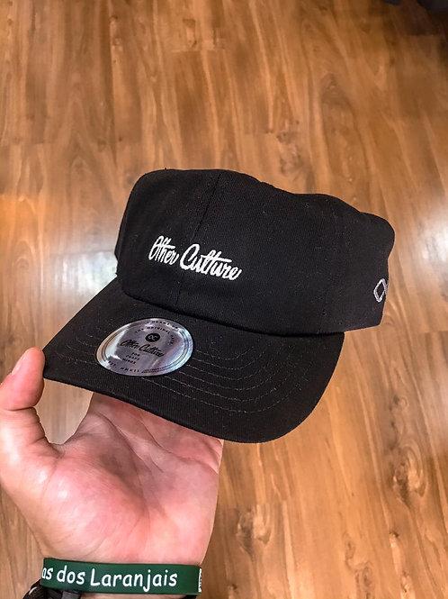 Boné Dad Hat Other Culture Preta 504