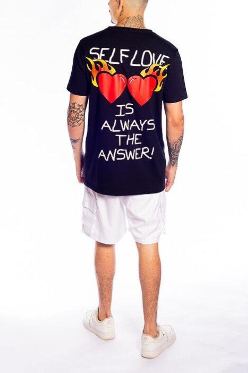 Camiseta Long Preta Always 59