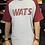 Thumbnail: Camiseta Raglan Wats Bordo