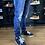 Thumbnail: Calça Jeans Destroyed Escura Italia Zíper na Barra, Alltribe 1355