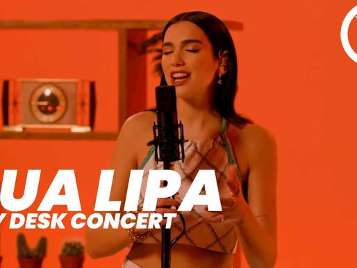 Live concert: DUA LIPA desde tdc.