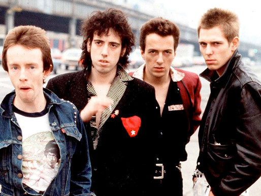 Video:The Clash para 'The Magnificent Seven